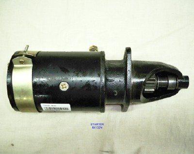6 volt starter motor