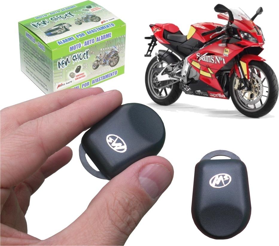 alarme de moto com sensor de presenca