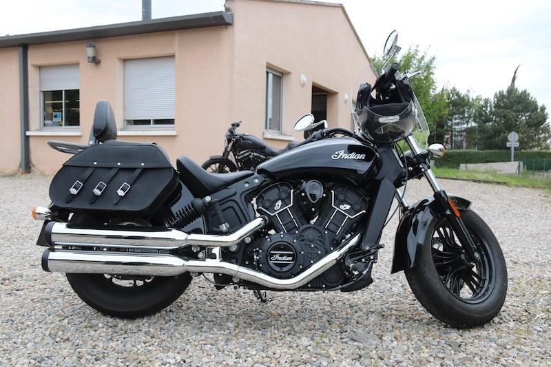 bagagerie moto indian. Black Bedroom Furniture Sets. Home Design Ideas