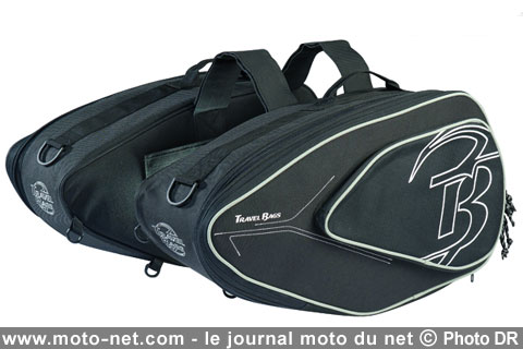bagagerie moto travel bags