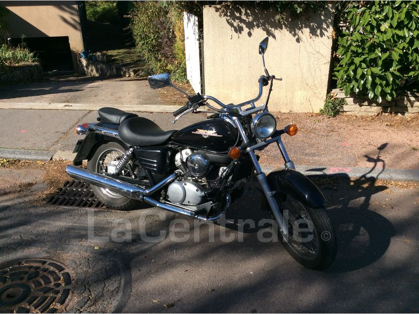 batterie moto honda 125 shadow