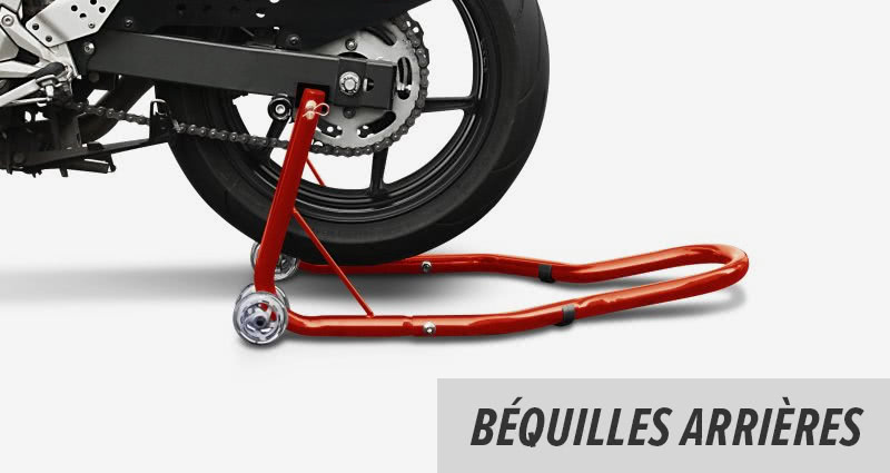 bequille moto gpr pro stand