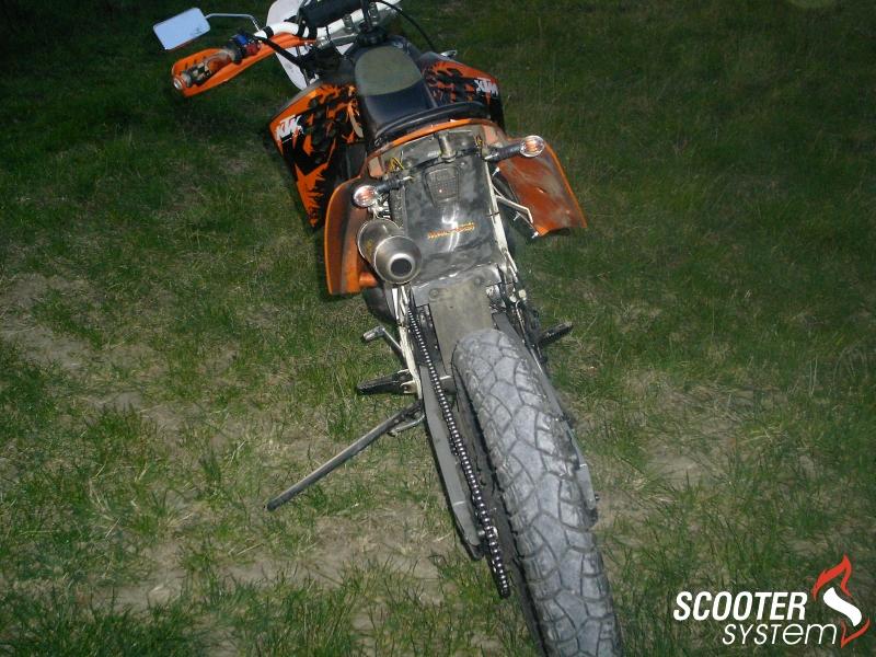 bequille moto xp6