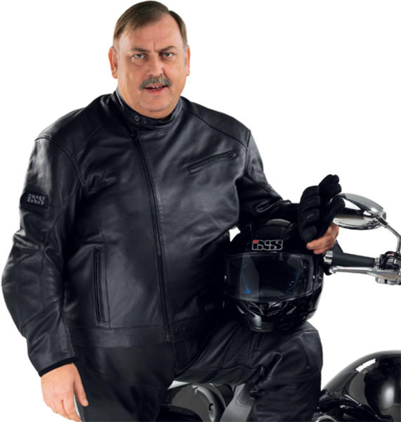 blouson moto grande taille