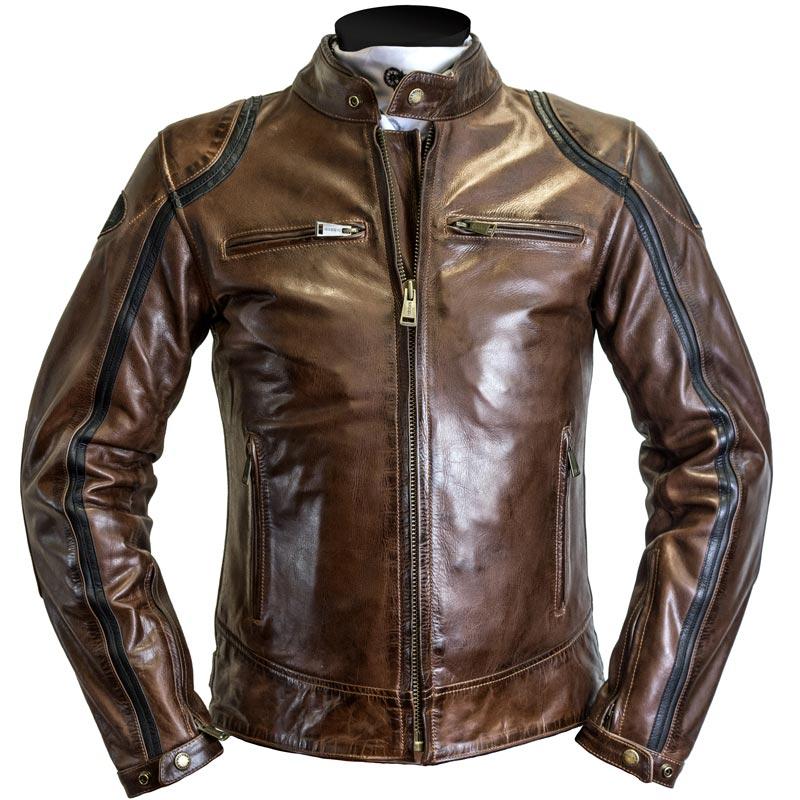 68a4e2ca29e8 blouson moto vintage triumph