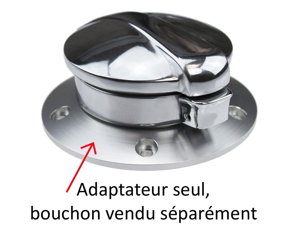 bouchon reservoir moto adaptable