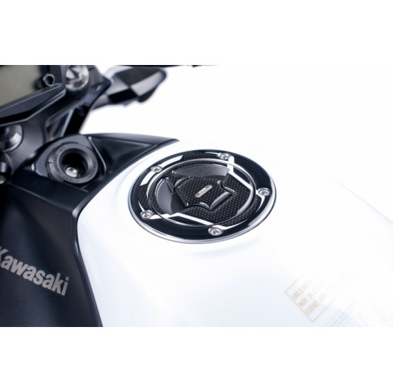 bouchon reservoir moto bloque
