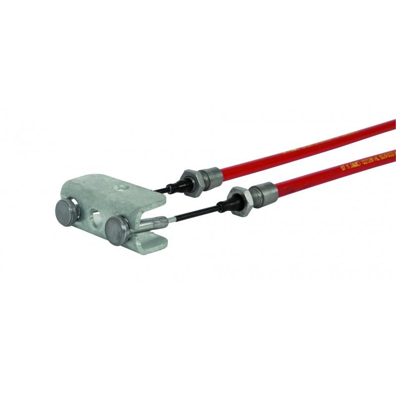 cable de frein essieu alko