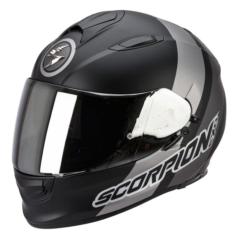 cache nez casque moto scorpion