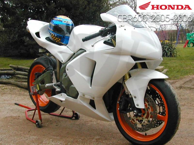 carenages moto polyester
