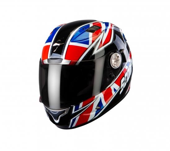 casque de moto scorpion exo 1000