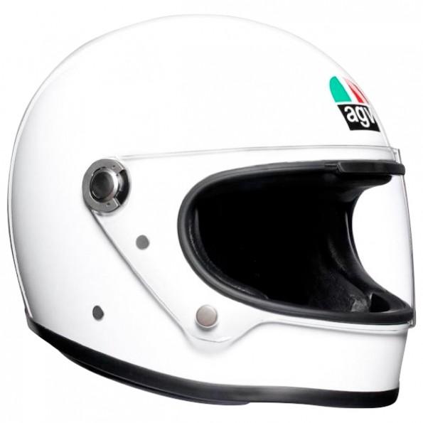 casque integral moto union jack