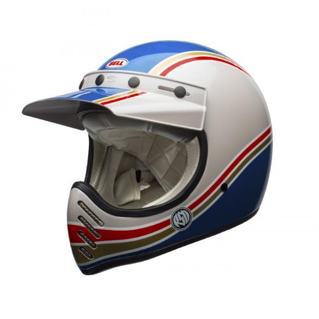 casque moto cross homologue