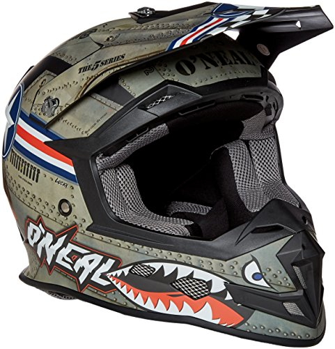 casque moto cross joker