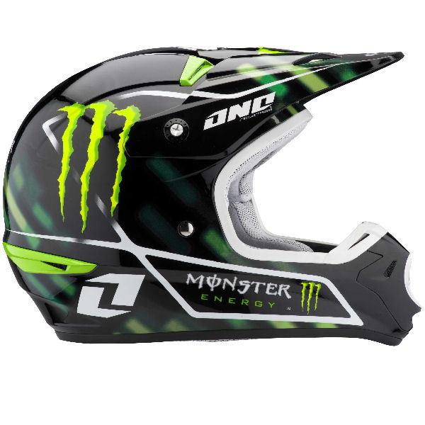 casque moto cross pas cher monster
