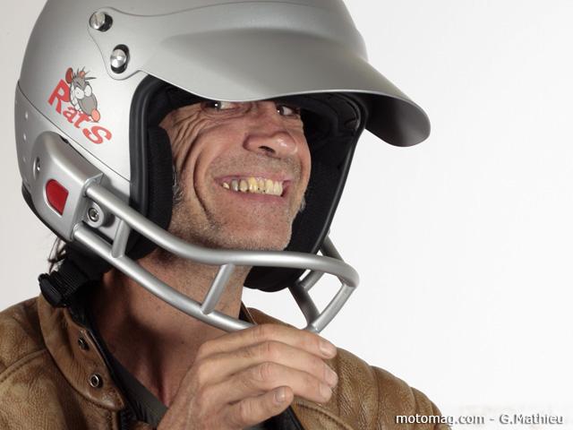 casque moto jet americain