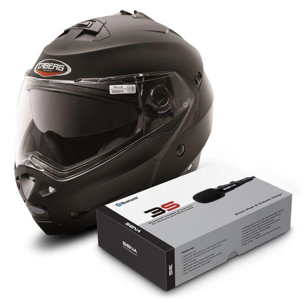 casque moto modulable evoline
