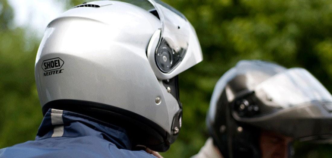 casque moto modulable le moins bruyant