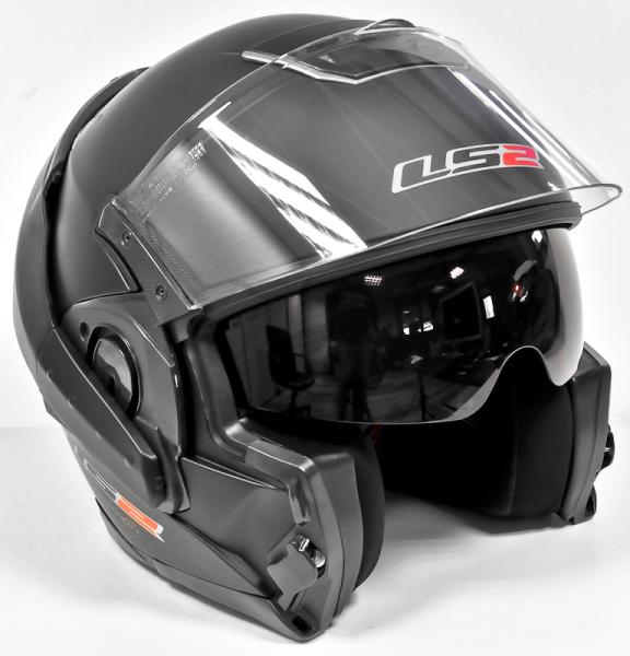 casque moto modulable ls2 ff393