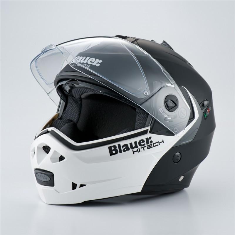 casque moto modulable plus leger