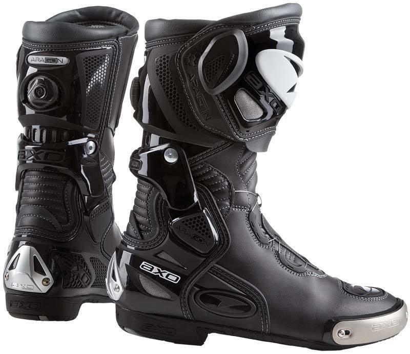 chaussures moto axo