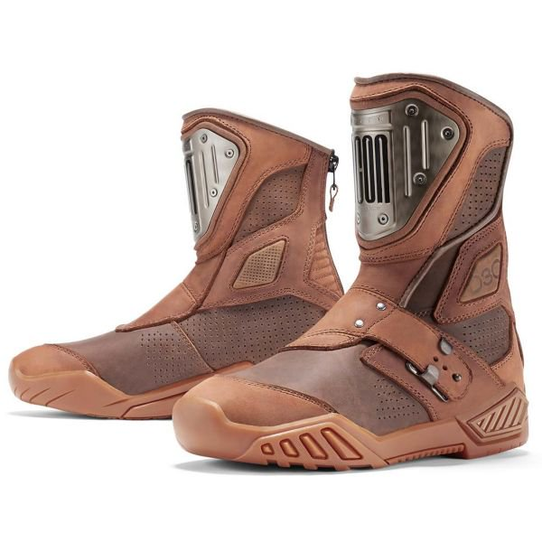 chaussures moto en soldes