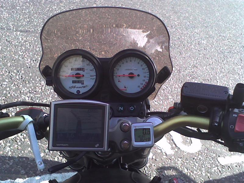 compteur moto velo