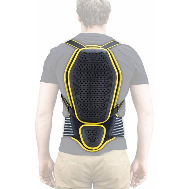 dorsale pour moto cross