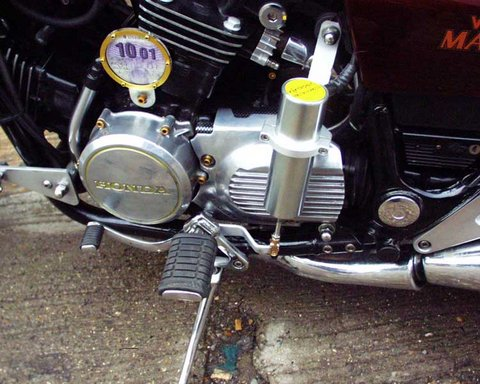 electronic shifters motorcycle
