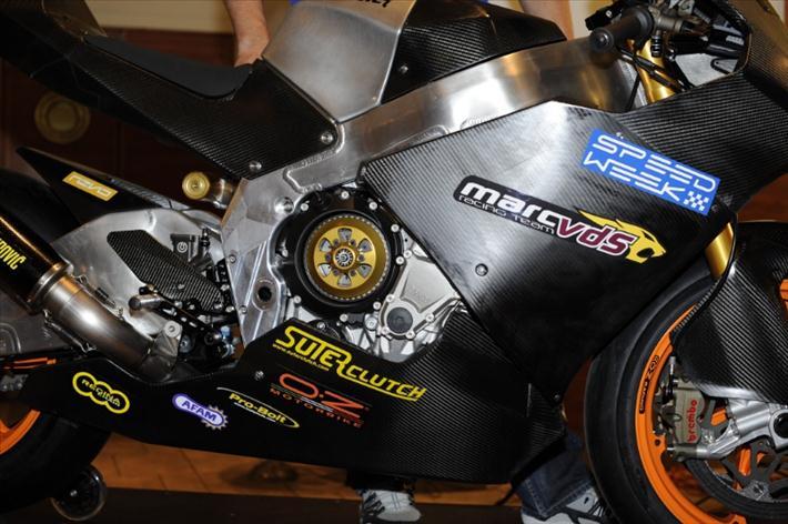 embrayage moto gp