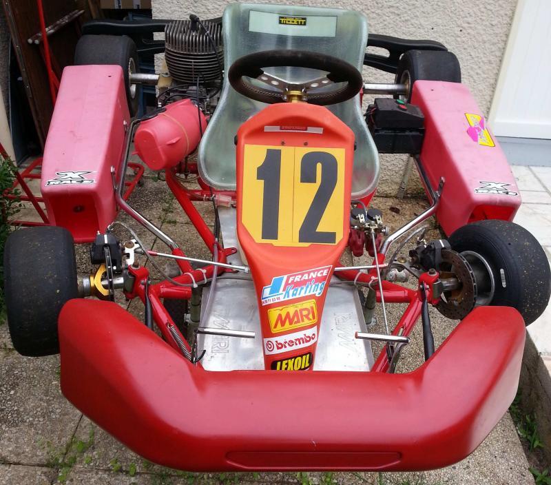 filtre a essence karting