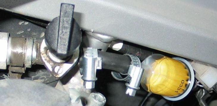 filtre a essence moto 125