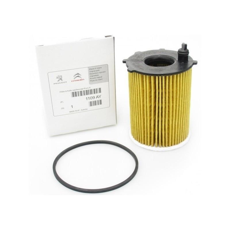 filtre a huile 306 hdi