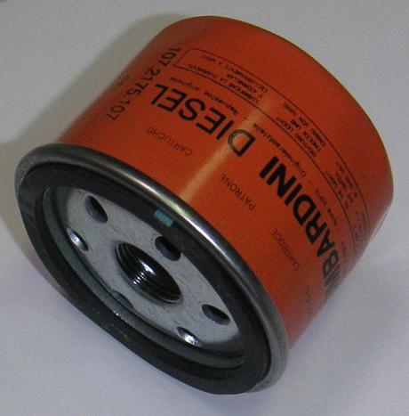 filtre a huile moteur lombardini diesel ldw 1003