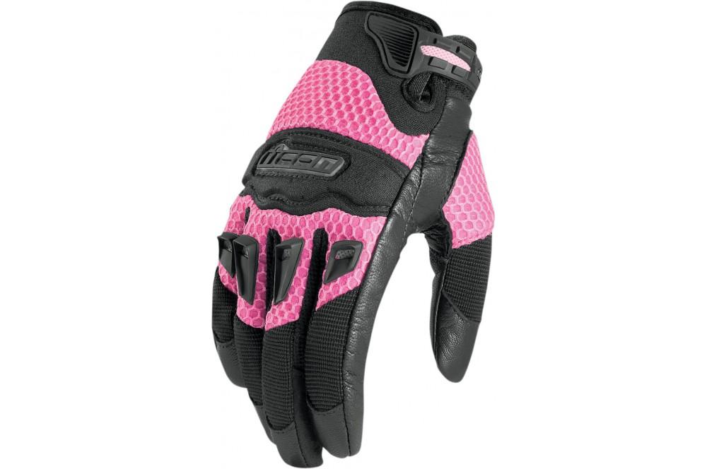gants moto femme ete