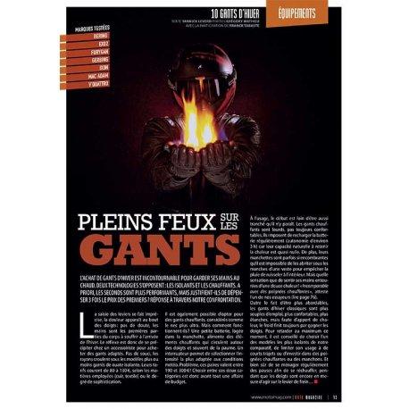 gants moto hiver v quattro