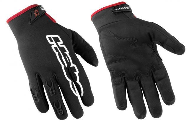 gants moto trial