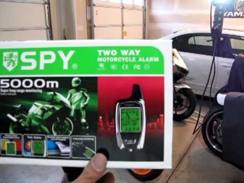 instalar spy 5000 moto