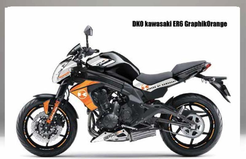 kit deco moto er6