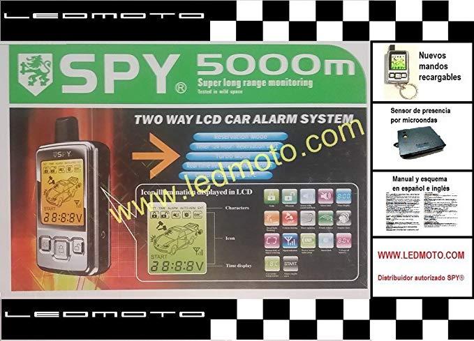 opinion alarma spy 5000m moto