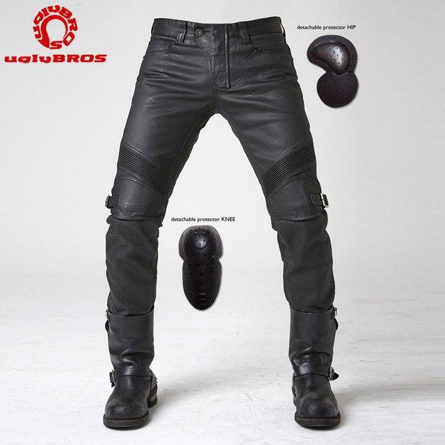 pantalon moto harley