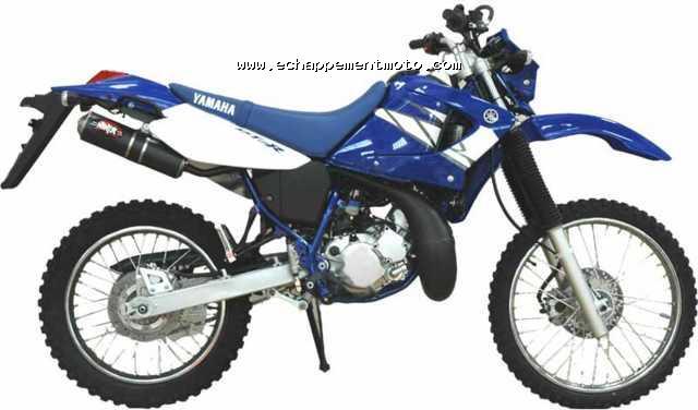 silencieux moto 125 tdr