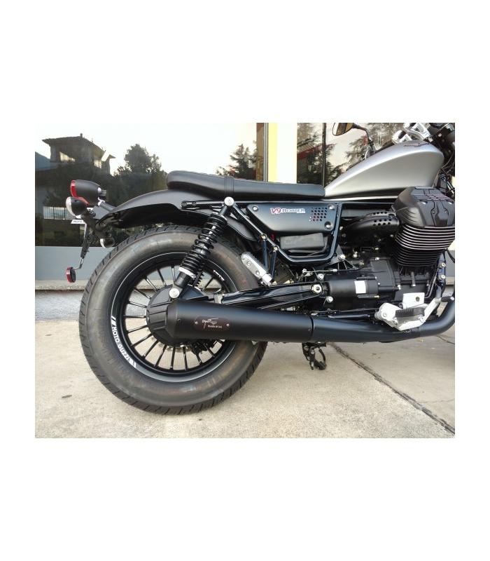 silencieux moto honda shadow 125