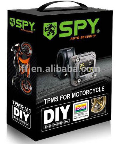 spy motorcycle