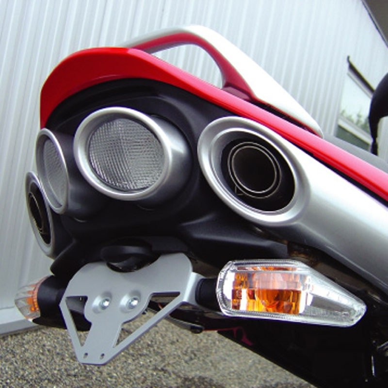 support de plaque moto gsr 600