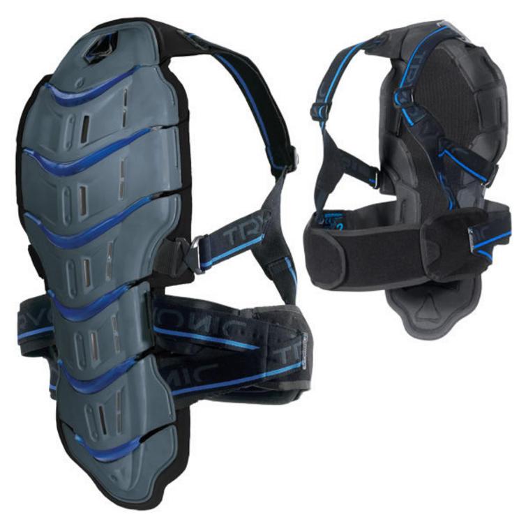 test dorsale moto tryonic feel 3.7