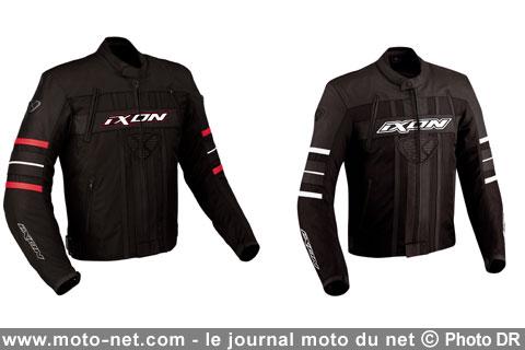 veste moto cuir ou textile