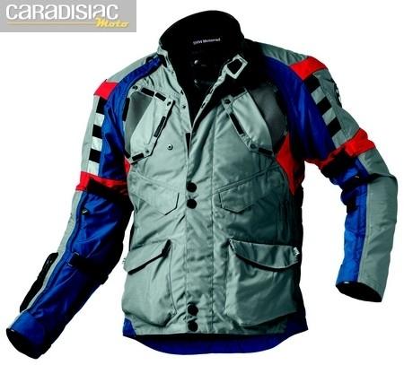 veste moto trail bmw